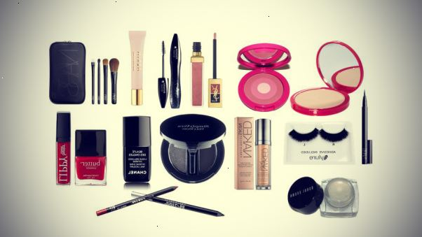 Make-up must haves u canand # 8217; t zijn zonder